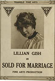 Sold for Marriage Poster