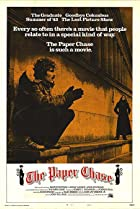 The Paper Chase (1973) Poster
