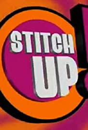 Stitch Up Poster