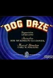 Dog Daze Poster