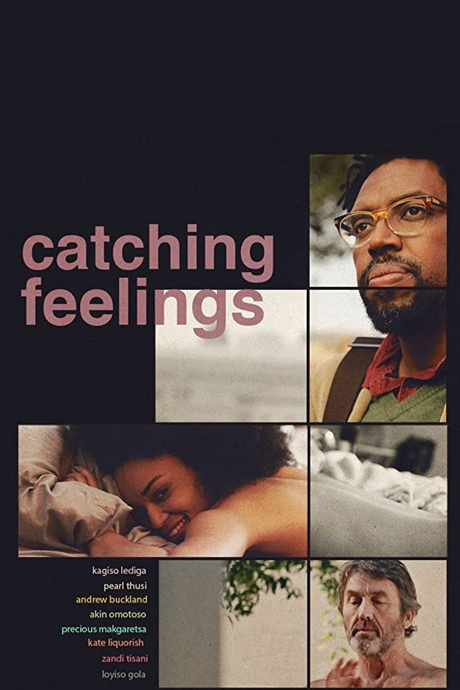 Catching Feelings Movie Poster