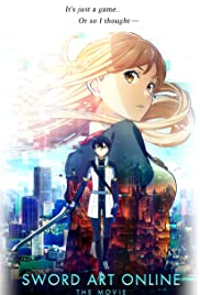 Sword Art Online The Movie: Ordinal Scale en streaming