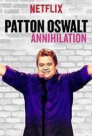 Patton Oswalt: Annihilation Poster