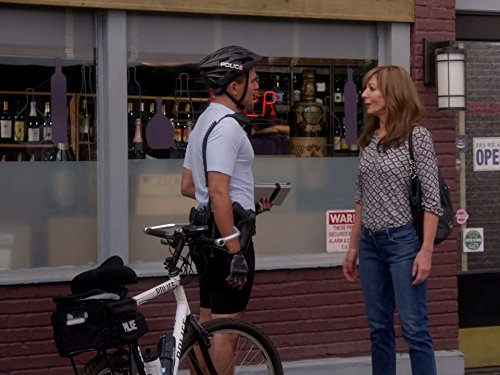 Allison Janney and Ivan Hernandez in Mom (2013)