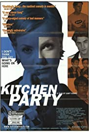 Kitchen Party Poster