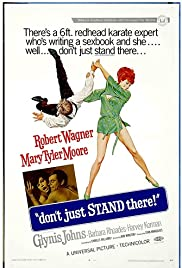 Don't Just Stand There Poster