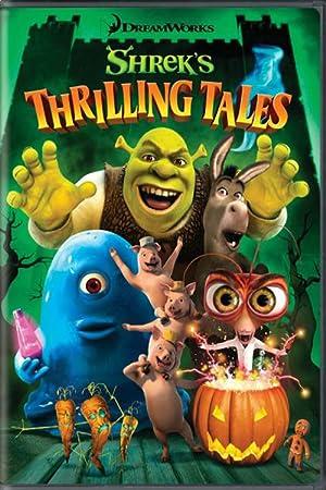 Shrek's Thrilling Tales