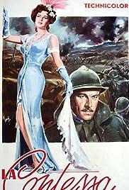 La contessa azzurra Poster