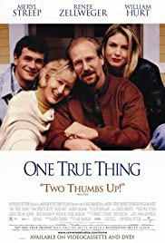 One True Thing Poster