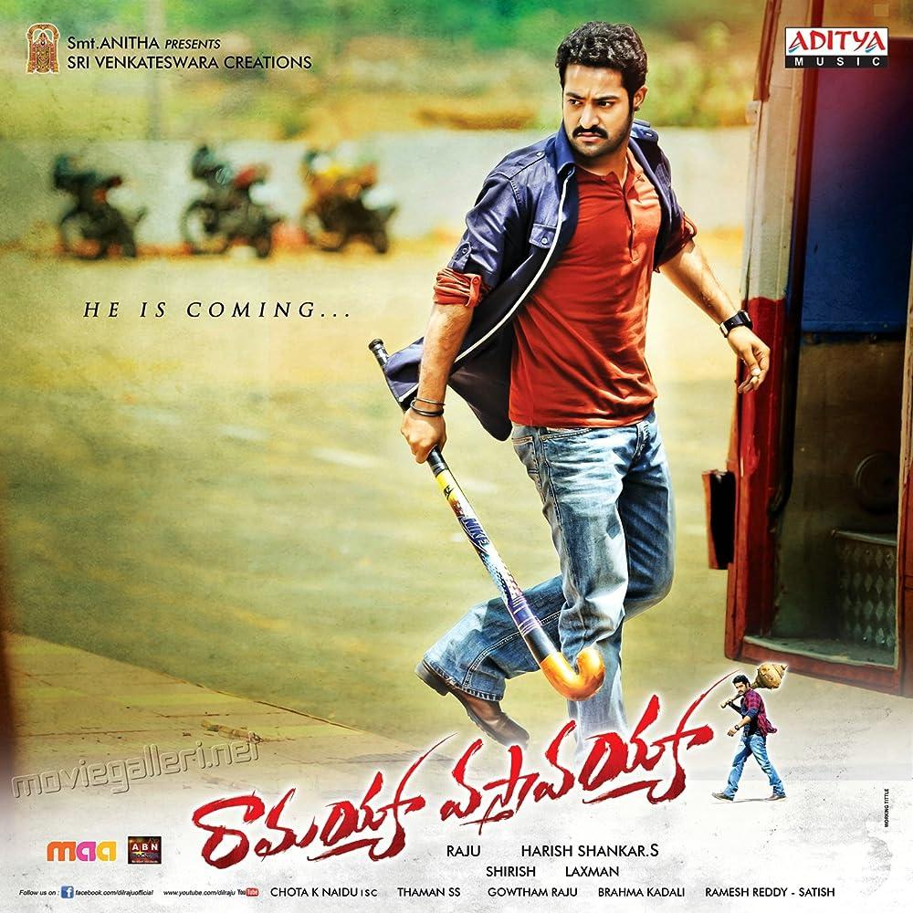 Ramayya Vastavayya 2013 720p BRRip Telugu Full Movie Watch Online Download at www.movies365.in