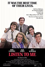 Listen to Me Poster