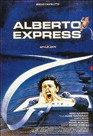 Alberto Express Poster