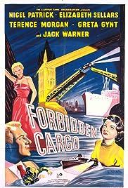 Forbidden Cargo Poster