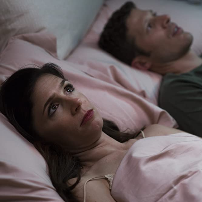 Shoshannah Stern and Zach Gilford in This Close (2018)