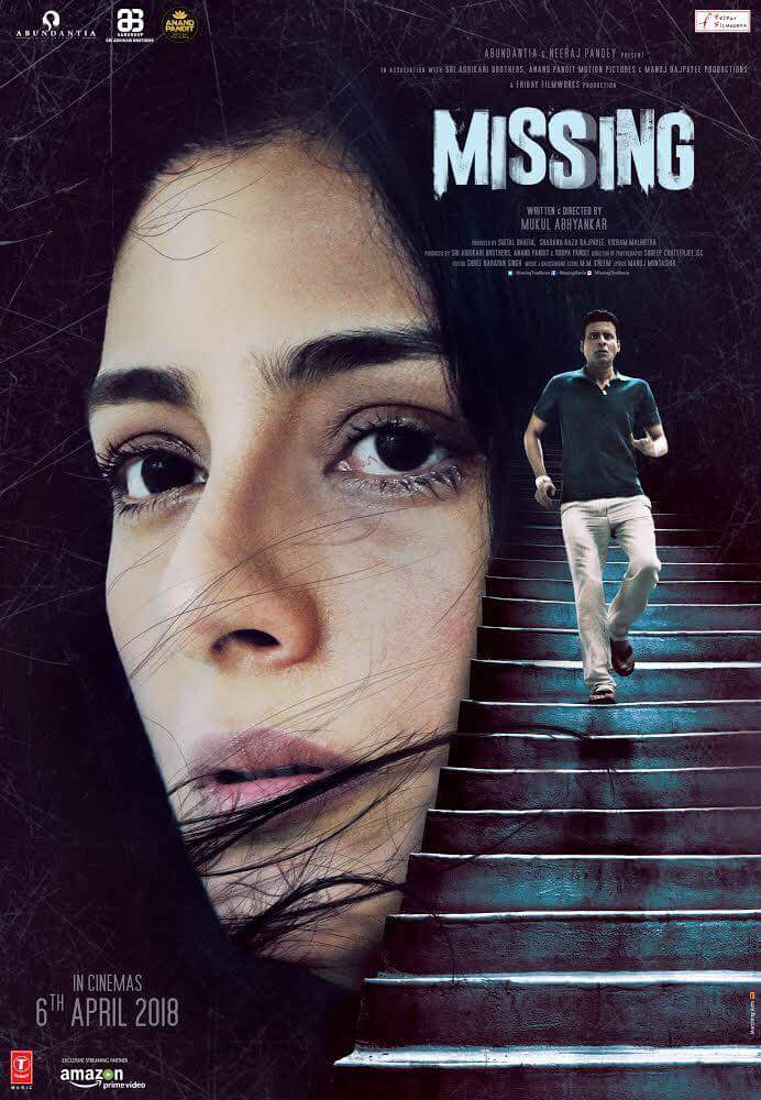 Missing (2018) Hindi 720p Pre-DVDRip 900MB x264
