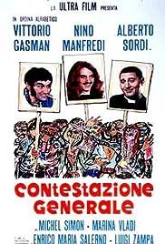 Contestazione generale Poster