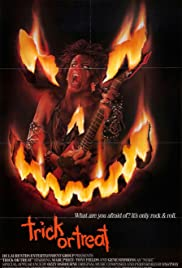 Trick or Treat(1986) Poster - Movie Forum, Cast, Reviews