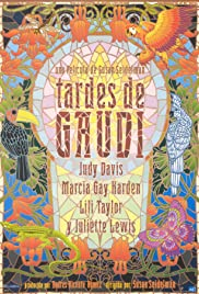 Gaudi Afternoon Poster