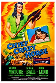 Chief Crazy Horse Poster