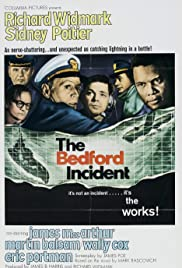 The Bedford Incident(1965) Poster - Movie Forum, Cast, Reviews