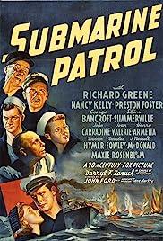 Submarine Patrol Poster