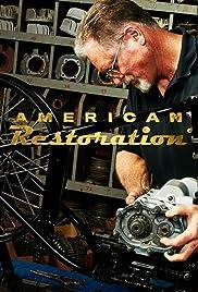 American Restoration Poster - TV Show Forum, Cast, Reviews