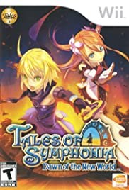 Tales of Symphonia: Dawn of the New World Poster