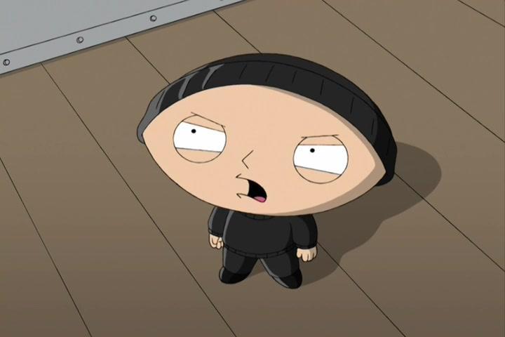 Les Griffin: Stewie Kills Lois | Season 6 | Episode 4