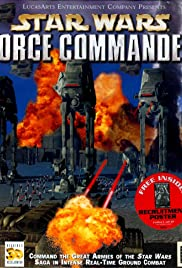 Star Wars: Force Commander Poster
