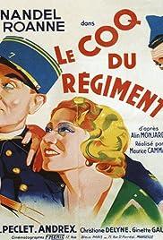 Le coq du régiment Poster