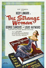 The Strange Woman(1946) Poster - Movie Forum, Cast, Reviews