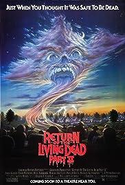 Return of the Living Dead II Poster