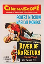 River of No Return Poster