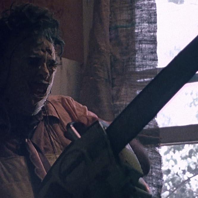 Gunnar Hansen in The Texas Chain Saw Massacre (1974)