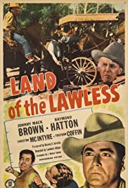 Land of the Lawless Poster