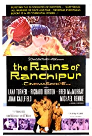 The Rains of Ranchipur(1955) Poster - Movie Forum, Cast, Reviews