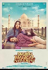 Shubh Mangal Saavdhan Poster
