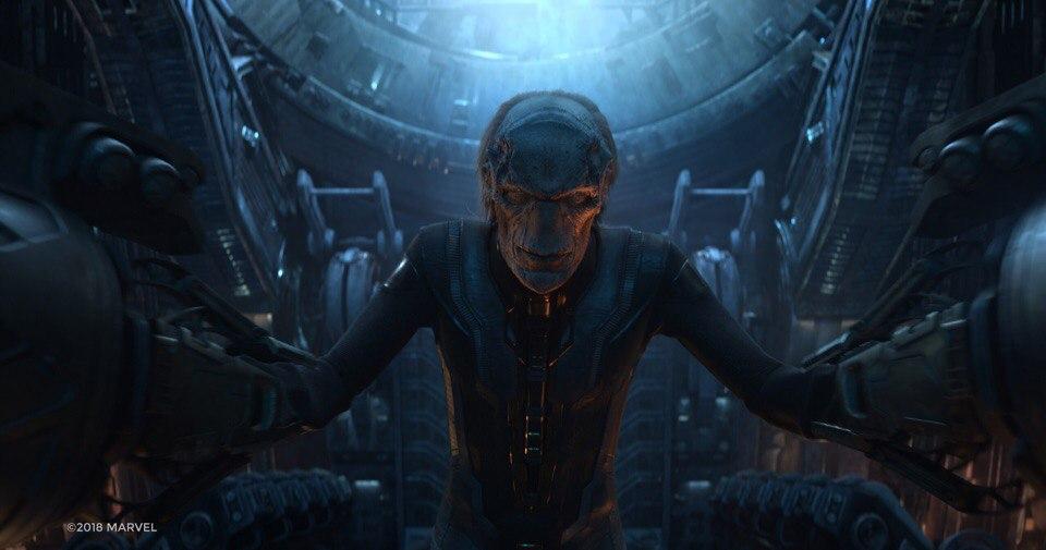 Avengers Infinity War Image 1