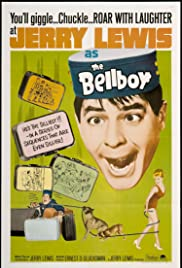 The Bellboy Poster