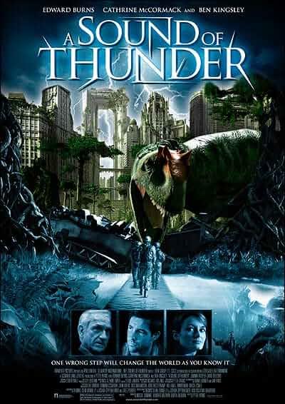 A Sound of Thunder (2005) Dual Audio 720p BluRay ESubs