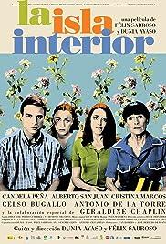 La isla interior Poster
