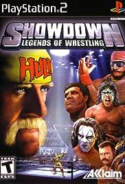 Showdown: Legends of Wrestling Poster