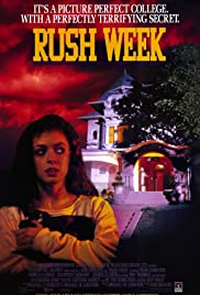 Rush Week Poster