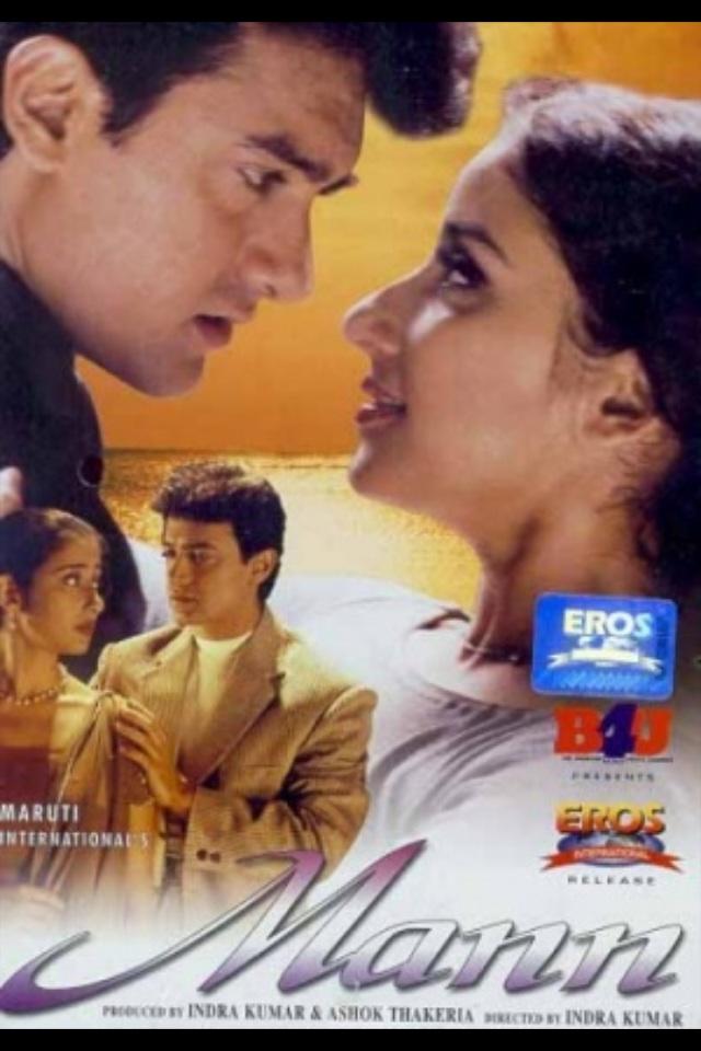 Mann (1999) Hindi 720p HDRip x264 1.2GB