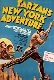 Tarzan's New York Adventure Poster