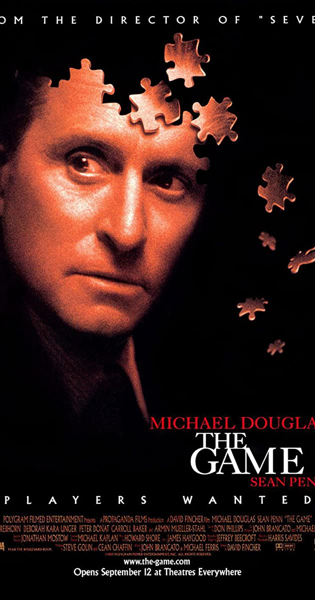 The game 1997 imdb stopboris Choice Image