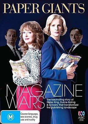 Where to stream Paper Giants: Magazine Wars