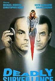 Deadly Surveillance(1991) Poster - Movie Forum, Cast, Reviews