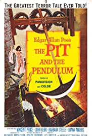 Pit and the Pendulum Poster