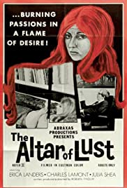 The Altar of Lust Poster